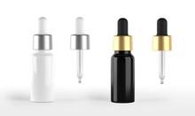 Serum Dropper Bottle Mockup Is...
