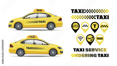 Fotografía Taxi
