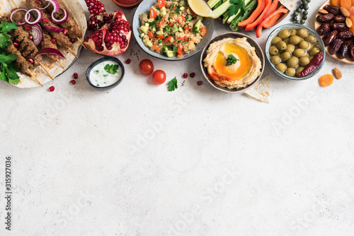 Arabic and Middle Eastern dinner - 315927036