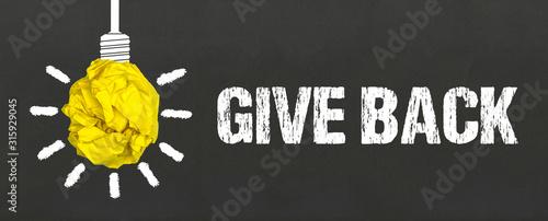 Photo Give back