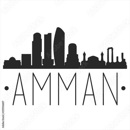 Amman Jordan Canvas Print