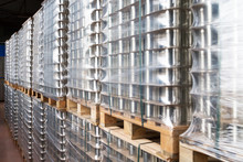 Cans Pallets In Production, Pa...