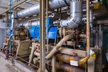 The Screw Ammonia Compressor A...