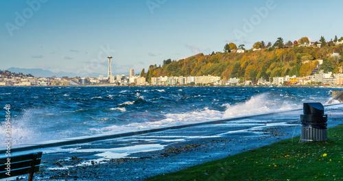 фотография Windy Elliott Bay