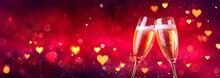 Valentines Celebration - Toast...