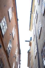 Uneven Buildings In Stockholm ...