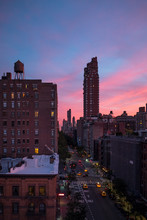 The Upper West Side Skyline At...