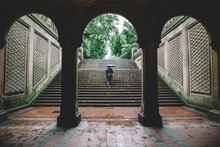 Central Park Stairs