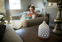 Essential Oil Diffuser With A ...