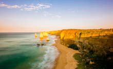 The Well-known Twelve Apostles...