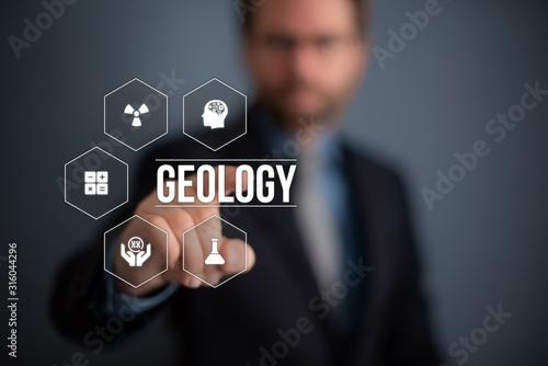 Geology Fototapeta