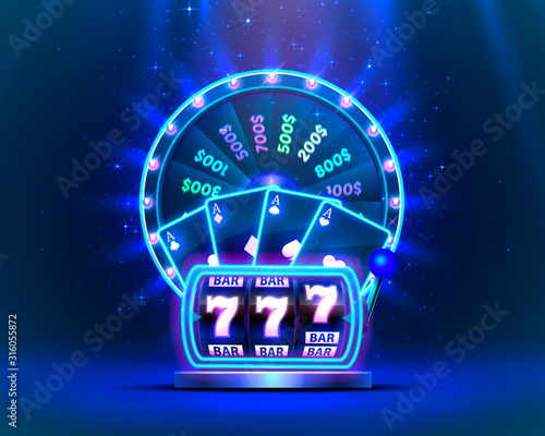 Neon slots