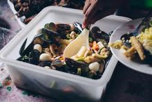 Seafood Chop Suey Or Chopsuey ...