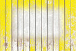 canvas print picture - yellow background with stripes