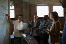 Entrepreneurs Brainstorming La...