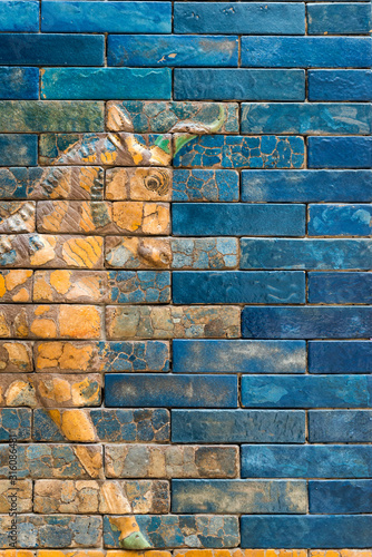 Photo Babylon Aurochs symbol