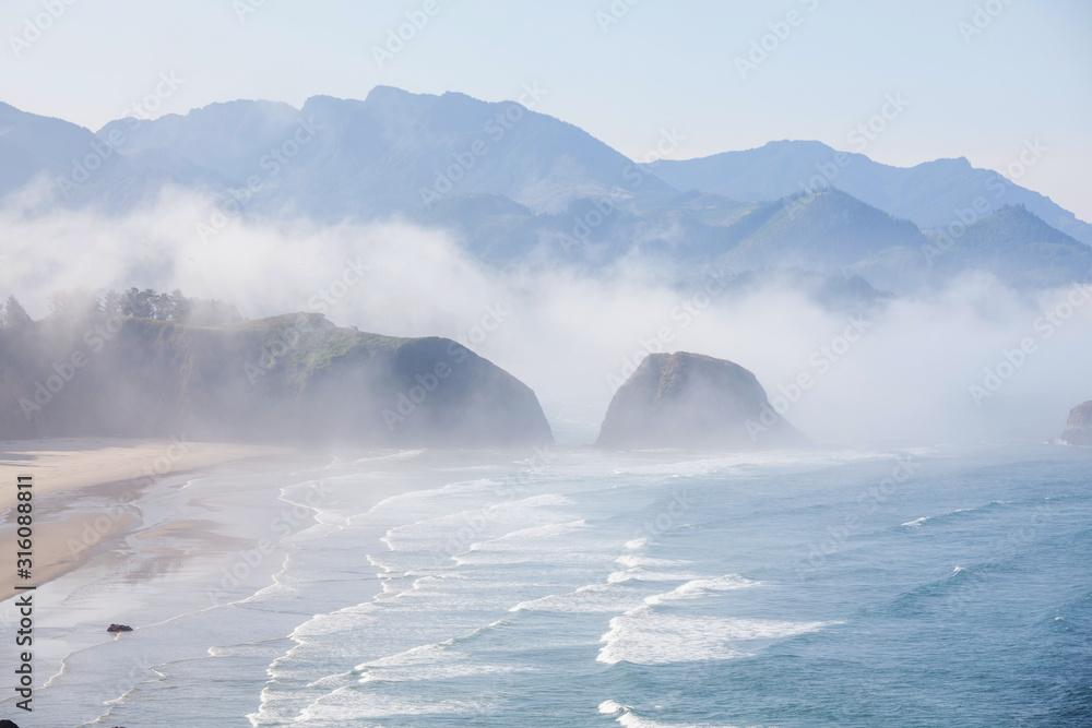 Fototapeta Oregon coast