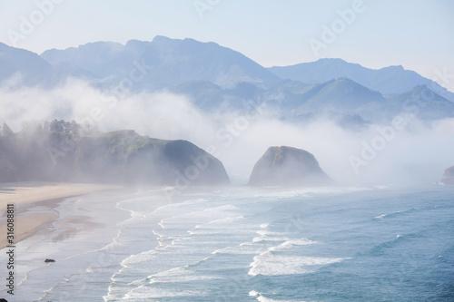 Fototapeta Oregon coast obraz