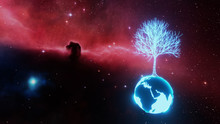 Fantasy Universe And Space Ba...