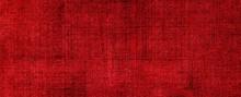 Red Velvet Fabric Texture  Bac...