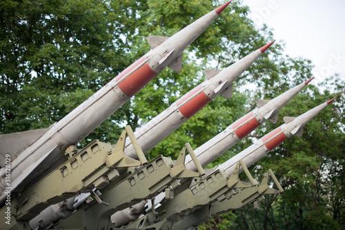 defense forces weapon Canvas Print