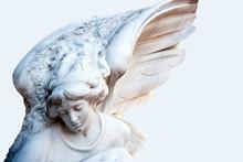 A Fragment Of Ancient Sculptur...