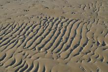 La Spiaggia Dopo La Bassa Marea