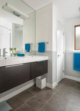 Home Showcase Modern Bathroom ...