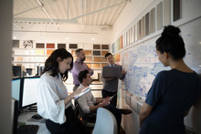 Designers Brainstorming, Meeti...