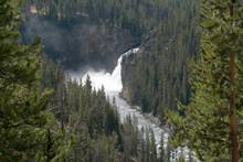 Upper Falls Yellowstone River