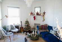 Apartment Living Room Decorate...