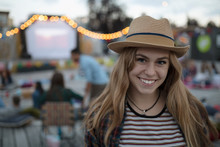 Portrait Smiling Young Woman I...