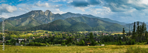 Zakopane and Tatra Mountains - Poland