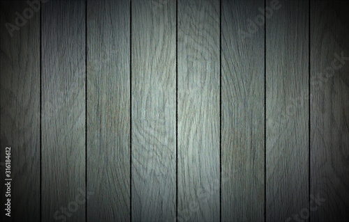 Fotomural  Contrast wooden textured background. Vintage.