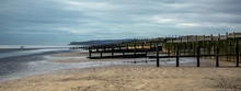 Timber Groynes At Mary Stanfor...