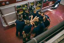 Firefighters Meeting, Joining ...