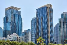 Residential Buildings In San Diego