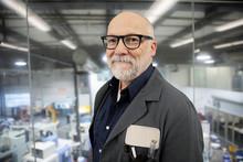 Portrait Confident Machine Shop Supervisor