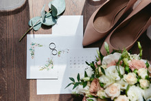 Luxury Set Of Wedding Invitati...