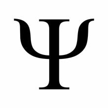 Uppercase Psi Greek Letter Iso...