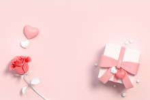 Valentines Gift Template Blank...