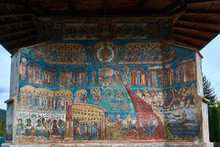 Voronet Monastery, Founded In ...