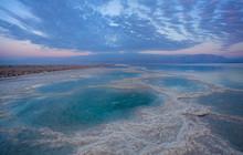 Salt Deposits, Typical Landsca...