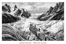 Mont Blanc - Mer De Glace, A V...