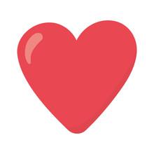 Happy Valentines Day, Red Hear...