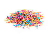 Glittery Rainbow Sprinkles For...