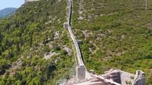 Aerial View Of Mali Ston (Litt...