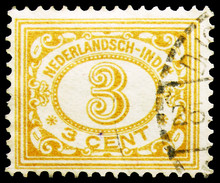 Postage Stamp Printed In Nethe...