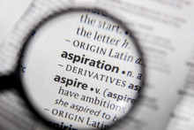 The Word Or Phrase Aspiration ...