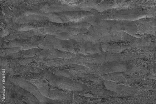 Fototapeta gray rough plaster abstract psychedelic background obraz na płótnie
